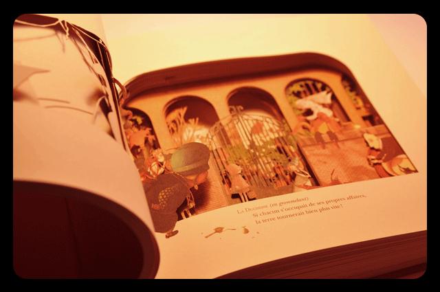 Il piccolo teatro di Rebecca, Rebecca Dautremer - Rizzoli, 2012