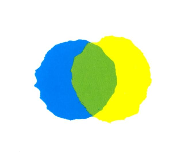 Piccolo blu e Piccolo giallo di Leo Lionni - Babalibri