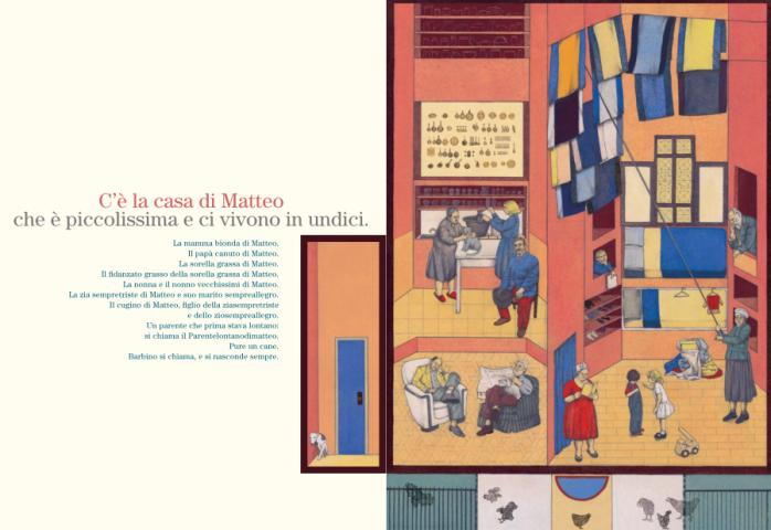 Le case degli altri bambini di Luca Tortolini , Claudia Palmarucci - 2015 Orecchio Acerbo
