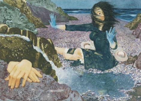 """Re Pepe e il vento magico, """"La tacchina"""" - Letterio di Francia e Fabian Negrin - Donzelli 2015"""