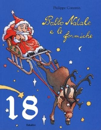 Babbo Natale e le formiche, Philippe Corentin - Babalibri