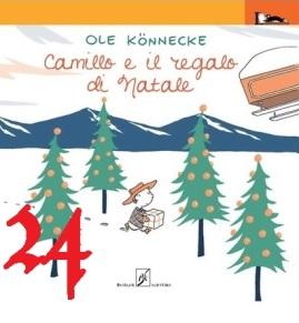 Camillo e il regalo di Natale, Ole Könnecke - Beisler editore