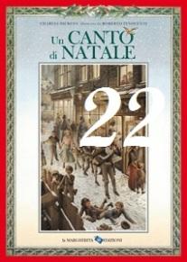Un canto di Natale, Roberto Innocenti, Charles Dickens - La Margherita