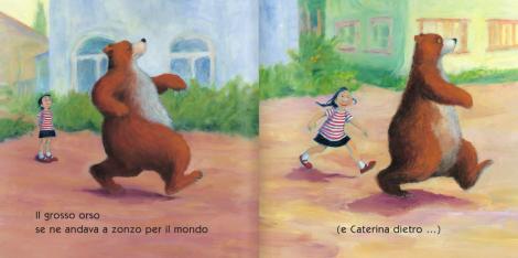 caterina e orso a spasso per il mondo1