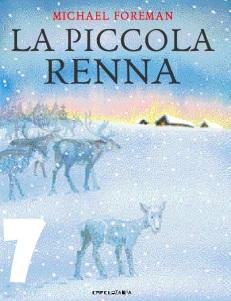La piccola renna, Michael Foreman - Camelozampa