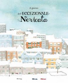 Un'eccezionale nevicata, Richard Curtis, Rebecca Cobb - 2015, Gallucci