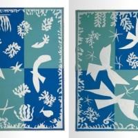 Collage per una storia, quella del Giardino di Matisse