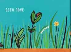 Ecco dove, Elisa Mazzoli, Marianne Vilcoq - 2015, Il Leone Verde