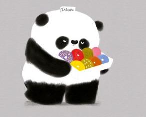 Per favore Signor Panda, Steve Antony - 2016, Zoolibri