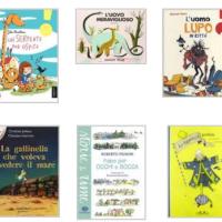9 libri + 1 da leggere in prima elementare