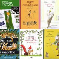 Nove libri + 1 da leggere in terza elementare