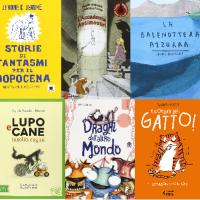 9 libri + 1 da leggere in seconda elementare