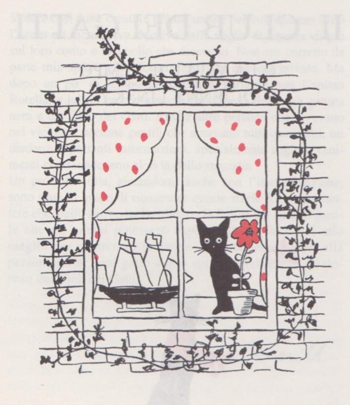 Jenny e il club dei gatti, Esther Averill- Il Castoro