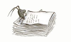 Le lettere dello scoiattolo alla formica, Toon Tellegen, Axel Scheffler, Feltrinelli Kids