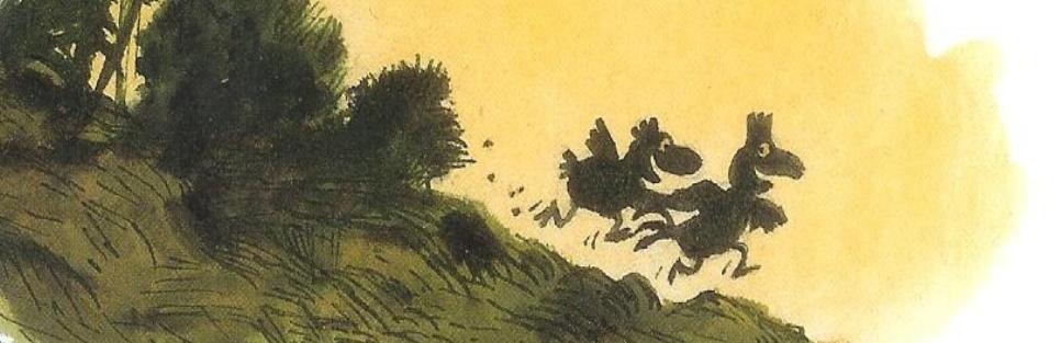 La gallinella che voleva vedere il mare, di Christian Jolibois e Christian Heinrich, edito da Nord Sud