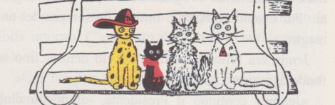 Jenny e il club dei gatti Esther Averill3