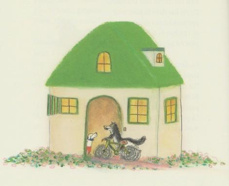 Lupo e cane. Insoliti cugini, di Sylvia Vanden Heede, M. Tolman  – 2015 Beisler editore