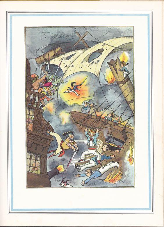 Il mio primo Dickens. Capitan Cuordicoraggio - La lisca magica. Illustrate da Hilary Knight - 2016, Donzelli