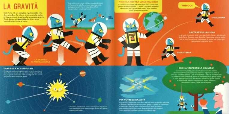 L'avventura atomica del professor Astro Gatto, di Dominic Walliman, Ben Newman - BaBao