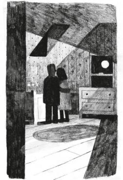 Il nido, di Kenneth Oppel, Jon Klassen - Rizzoli 2016