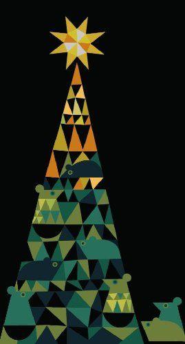 L'abete, di Hans Christian Andersen ill. da Sanna Annukka - 2016 Ippocampo