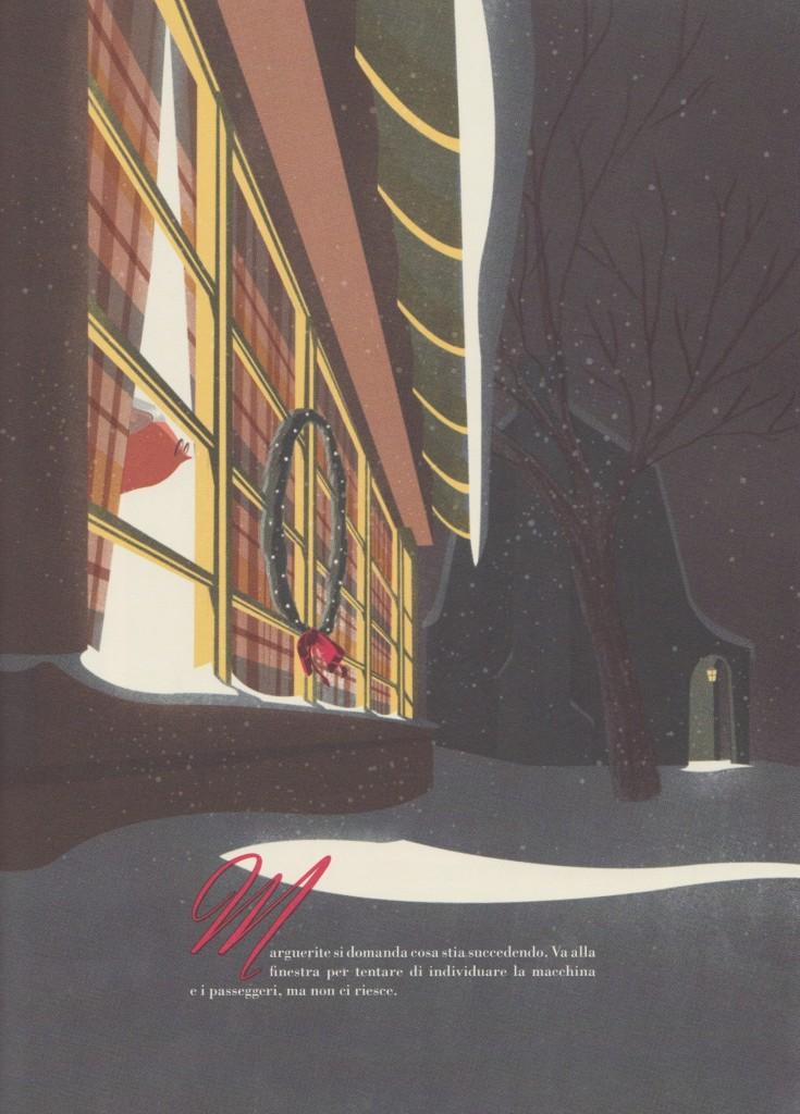 Il Natale di Marguerite, di India Desjardins, Pascal Blanchet - Bao 2015