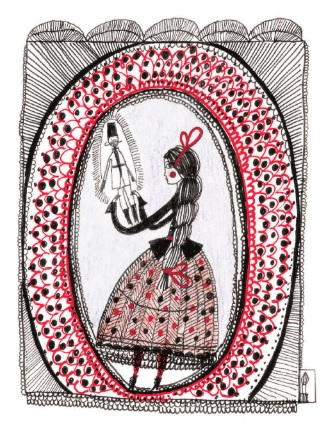 Lo schiaccianoci, Aurelia Fronty - Donzelli 2011