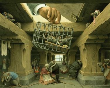 Lo schiaccianoci, Roberto Innocenti