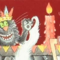 La strega Sibilla e il gatto Serafino. Un Natale speciale