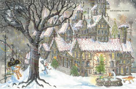La strega Sibilla e il gatto Serafino. Un Natale speciale, di Valerie Thomas, Korky Paul - IdeAli 2016