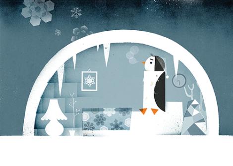Il pinguino che aveva freddo, di Philip Giordano - 2016, Lapis