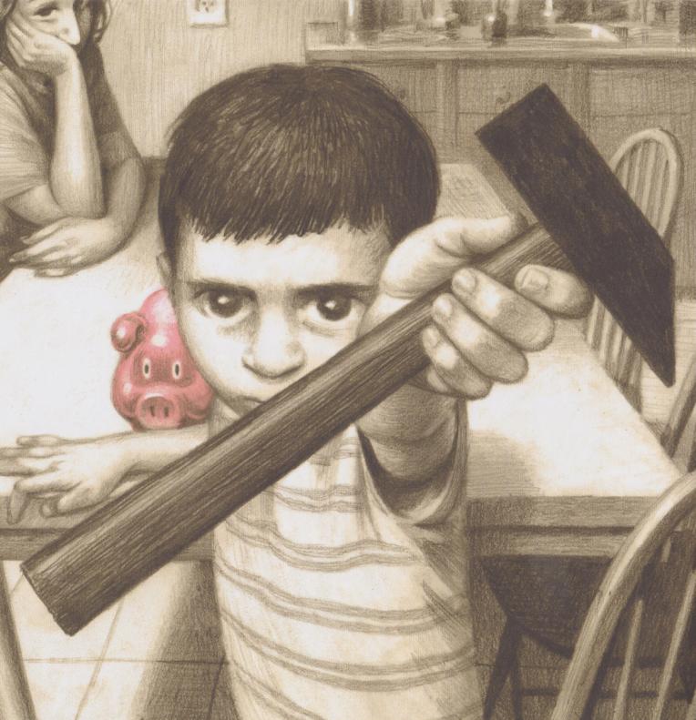 Rompi il porcellino, di Etgar Keret e David Polonsky - 2017 Feltrinelli