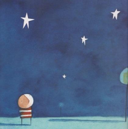 Come trovare una stella, di Oliver Jeffers - Zoolibri 2017
