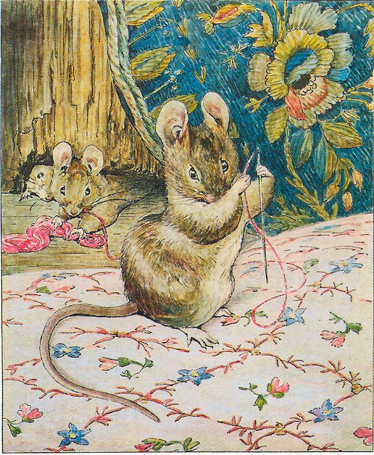 <em>Il sarto di Gloucester, fiaba di Natale</em>, Beatrix Potter - 2015, Interlinea