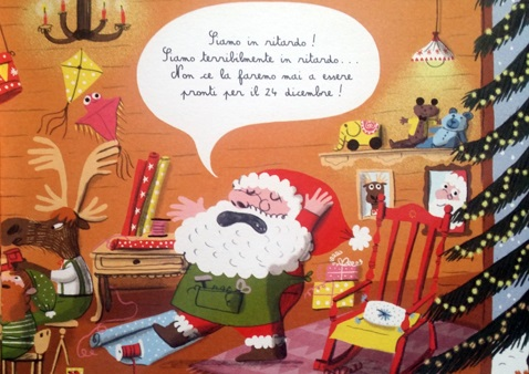 Artù Caribù, un Natale da salvare, Magali Le Huche - 2016 Edizioni Clichy