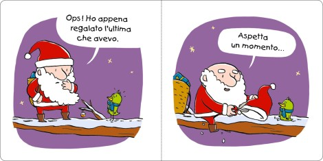 <em>Buongiorno Babbo Natale</em>, Matthieu Maudet, Michaël Escoffier - 2017, Babalibri