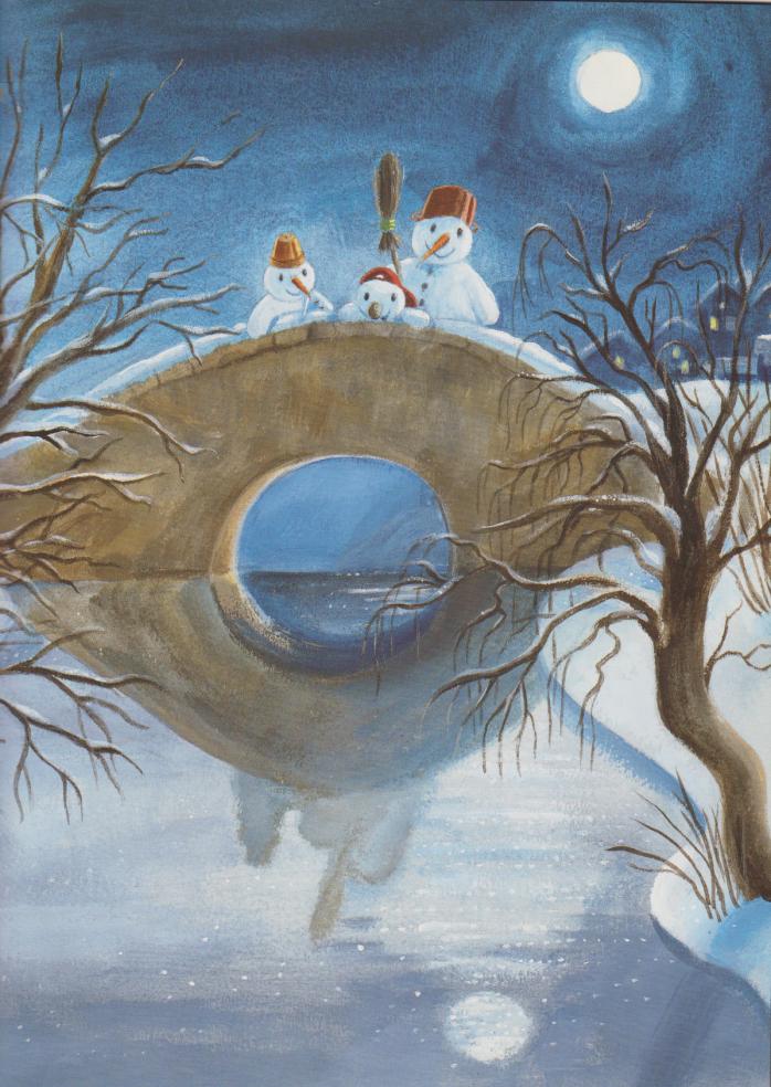 Bianco Natale, Wolfram Hänel, Uli Waas - Nord-Sud