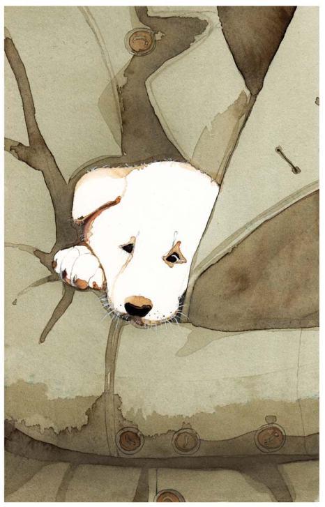 Hachiko. Il cane che aspettava, Lluís Prats Martínez, Zuzanna Celej - Albe edizioni 2017