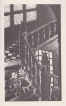 I figli del mastro vetraio, di Maria Gripe, illustrazione di Harald Gripe