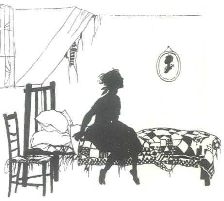 Il Fuso e la scarpetta, La bella addormenta e Cenerentola, Arthur Rackham, Charles Evans – Donzelli Editore, 2009