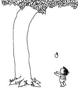 L'albero, Shel Silverstein, 2013 Salani