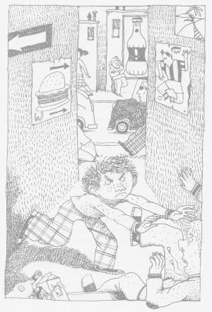 Il ragazzo fantasma, di Melvinn Burgess, ill. di Federico Appel - 2011, Bohem Press