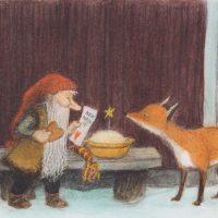 La volpe e il Tomte
