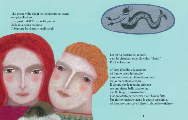 Natale Bianco, di Arianna Papini - 2018, Interlinea, Le rane