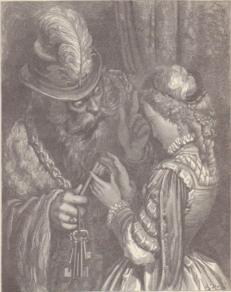 I racconti delle fate, Carlo Collodi, illustrazioni di Gustave Doré, Adelphi, 1976