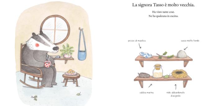 <em>Il Sentiero</em>, di Marianne Dubuc - 2018, Orecchio Acerbo