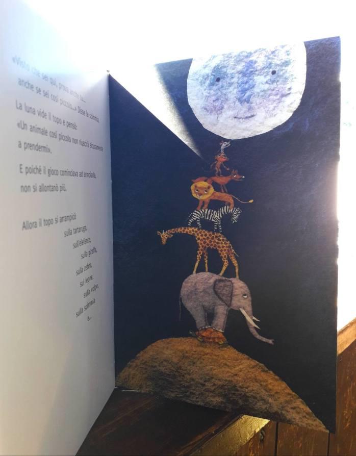 Il sapore della luna, di Michael Grejniec - Kalandraka 2019