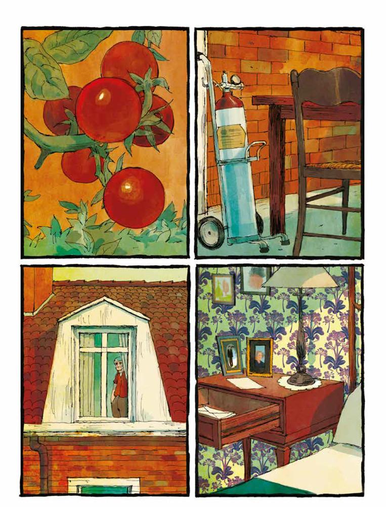 Macaroni!, di Thomas Campi, Vincent Zabus - 2018 Coconino Press
