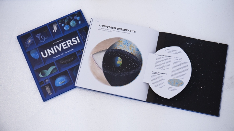 <em>Universi - Dai mondi greci ai multiversi</em>, di Guillaume Duprat - 2018 L'ippocampo Ragazzi