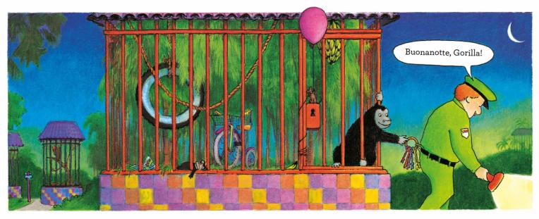 Buonanotte, Gorilla!, di Peggy Rathmann - 2019, Lupoguido